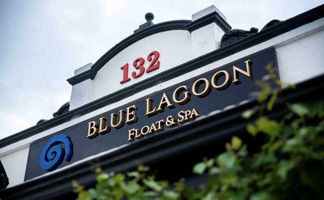 Blue Lagoon Float and Spa Hyde Park - Launch Campaign